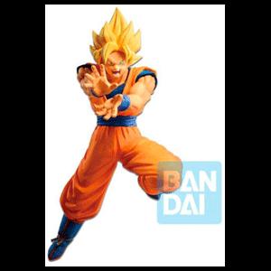 Figura Banpresto Dragon Ball Z Super Saiyan Son Goku Android Battle
