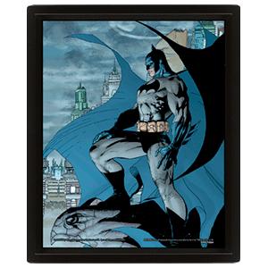 Cuadro 3D Batman: Gotham Watchguard