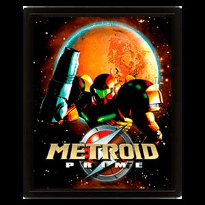 Cuadro 3D: Metroid Prime