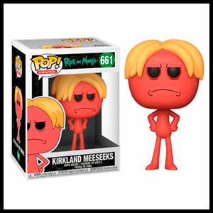 Figura Pop Rick y Morty: Kirkland Meeseeks