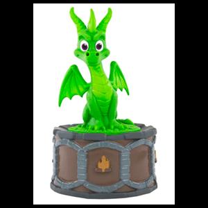 Quemador de Incienso GITD Spyro the Dragon