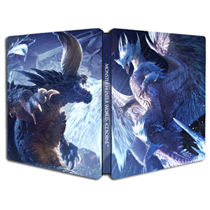 Monster Hunter World Iceborn - Steelbook