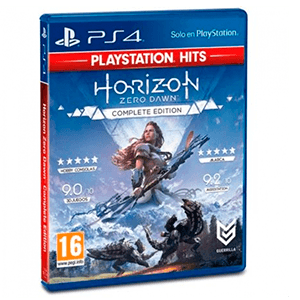 Horizon Zero Dawn Complete Edition PS Hits