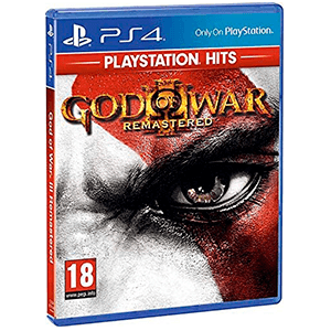 God of War 3 PS Hits