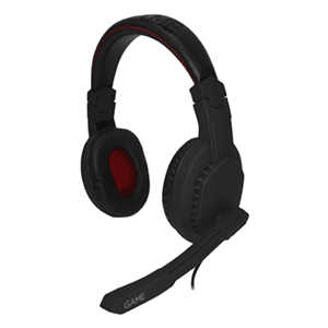 GAME HX100 Essential Gaming Headset PC-PS4-XONE-SWITCH-MOVIL - Auriculares