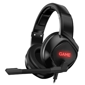 GAME HX300 RGB  Gaming Headset PC-PS4-XONE-SWITCH-MOVIL - Auriculares Gaming