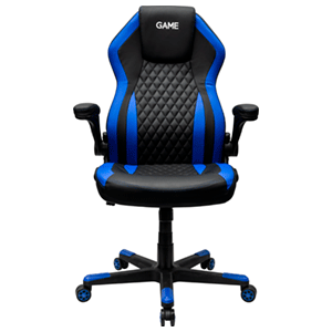 GAME Racing GT200 Azul-Negro - Silla Gaming