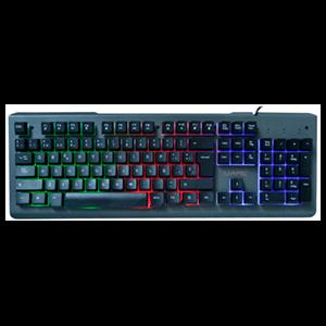 GAME KX300 RGB Semi-mecanico - Teclado Gaming