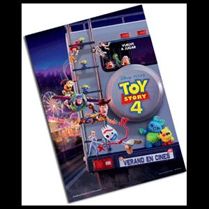 Toy Story 4 - Póster