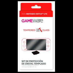Protector de Cristal Templado para NSW Lite GAMEware