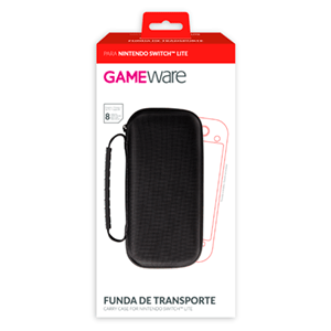 Funda de Transporte para Nintendo Switch Lite GAMEware