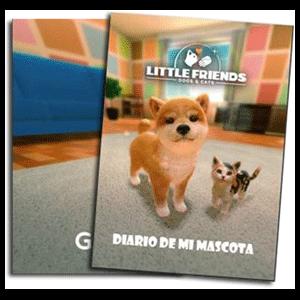 Little Friends: Dogs & Cats  - Libretilla A6