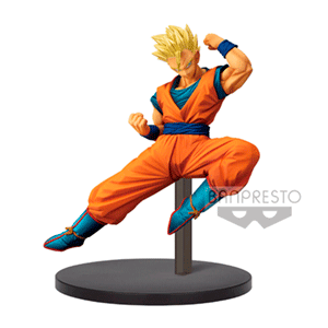 Figura Banpresto Dragon Ball Super Chosen Super Saiyan Son Gohan