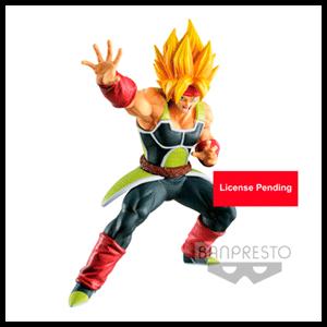Figura Banpresto Dragon Ball Z Bardock