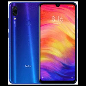 "Xiaomi Redmi Note 7 6,3"" 4GB+64GB 48+5Mpx Azul"