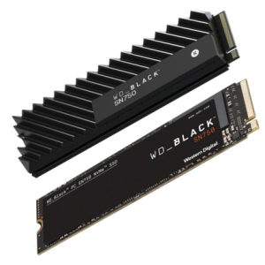 WD Black SN750 500GB M.2 2280 NVMe SSD - Disco Duro Interno