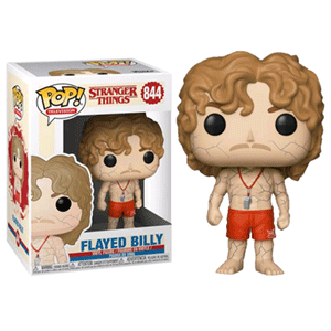 Figura Pop Stranger Things S3: Flayed Billy