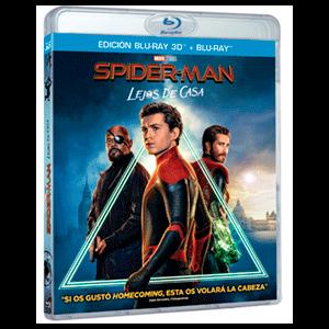 Spider-Man Lejos de Casa - BD 3D + 2D