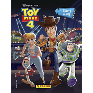 Álbum Toy Story 4