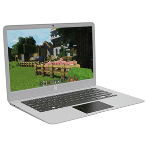 "Primux ioxBook 1402MC Minecraft Ed. - Intel Celeron N3350 - 4GB - 32GB + 120GB SSD - 14.1"" HD - W10 - Portátil Gaming"