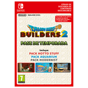 Dragon Quest Builders 2 - Season Pass NSW