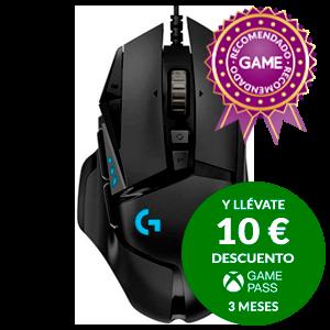 Logitech G502 HERO RGB 16000 DPI - Ratón Gaming