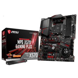 MSI MPG X570 GAMING PLUS - Placa Base ATX AM4