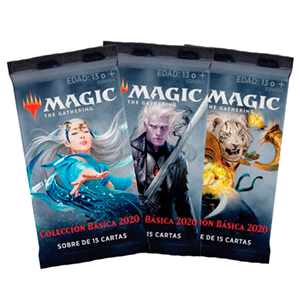Sobre Magic the Gathering: Colección Básica 2020
