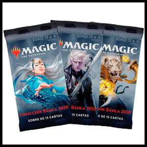 Sobre Magic the Gathering: Colección Básica 2020