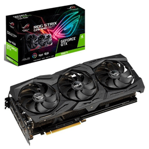 ASUS ROG Strix GeForce GTX 1660 Ti 6GB GDDR6 - Tarjeta Gráfica Gaming