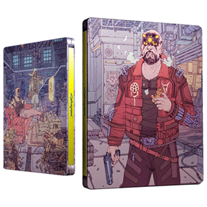 Cyberpunk 2077 - Steelbook Maelstrom