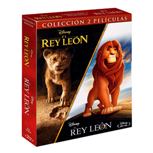 El Rey León (2019) + El Rey León (Animación)