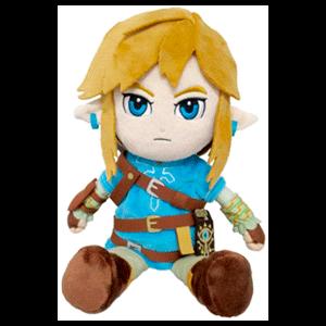 Peluche 21cm Link Zelda BOTW
