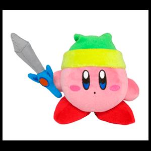 Peluche 12cm Sword Kirby