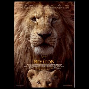 El Rey León - Póster