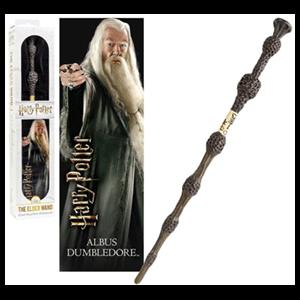Varita y Marcapáginas 3D Dumbledore