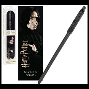 Varita y Marcapáginas 3D Severus Snape