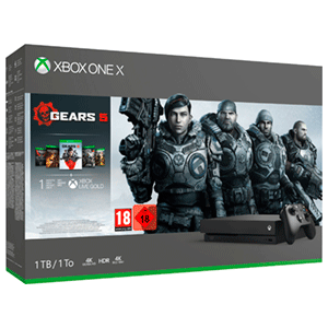 Xbox One X Gears 5 Standard Edition