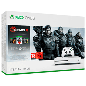 Xbox One S Gears 5 Standard Edition