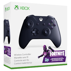 Controller Inalámbrico Microsoft Purple Fortnite