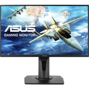 ASUS VG258Q 25'' TN FHD 144Hz FreeSync G-SYNC com - Monitor Gaming