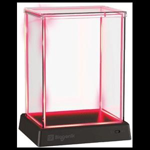 Caja Pop Glowbox Red