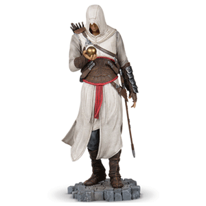 Figura Assassin Altaïr Apple of Eden Keeper