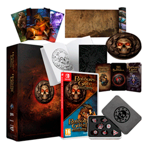 Baldur´s Gate Enhanced Edition Pack Edición Coleccionista