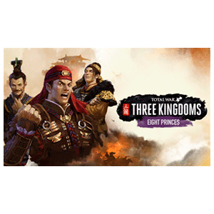 Total War: THREE KINGDOMS Eight Princes Chapter Pack
