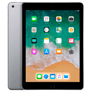 iPad 6 Cellular 32Gb Gris espacial