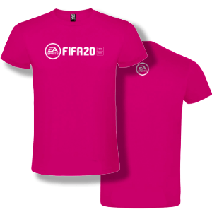 Camiseta Técnica Talla S Fifa 20
