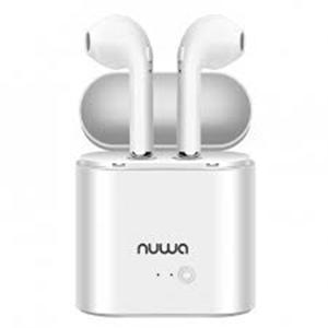 Auriculares Nuwa Bluetooth 5.0 ST-20 Blancos