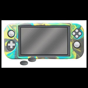 Funda de Silicona Camo Blackfire para Nintendo Switch Lite