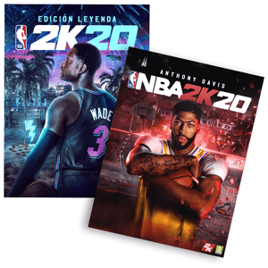 NBA 2K20 - Póster